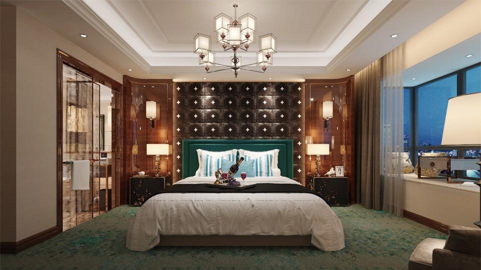 Demo Hotel Honeymoon Suite
