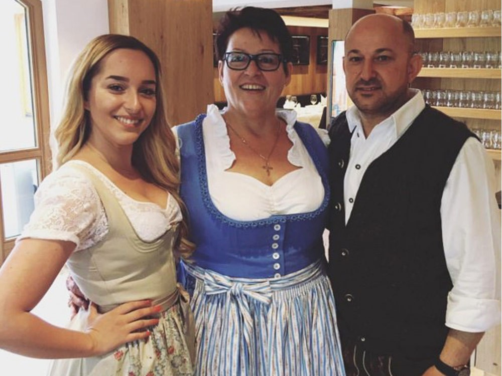 Gastgeberfamilie Grünberger