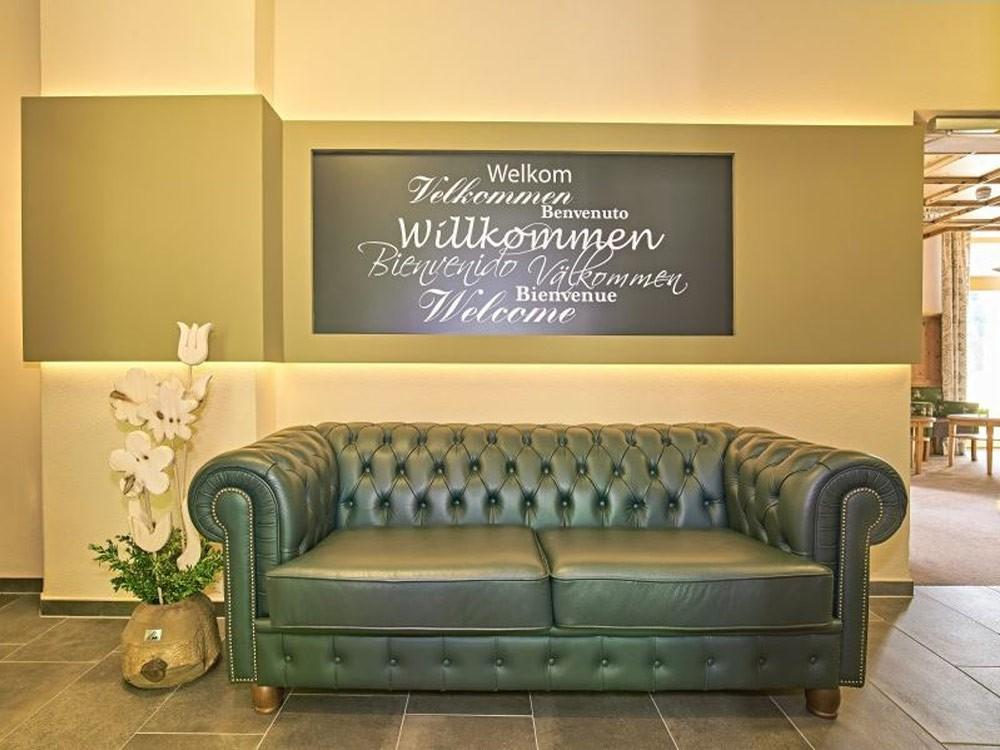 Hotel Grünberger Lobby