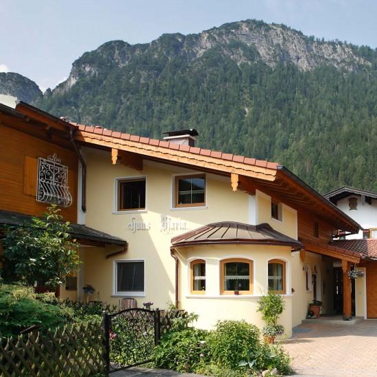 Haus Maria - Einfahrt