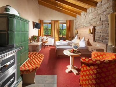 Hotel Hindenburglinde Junior-Suite König Watzmann