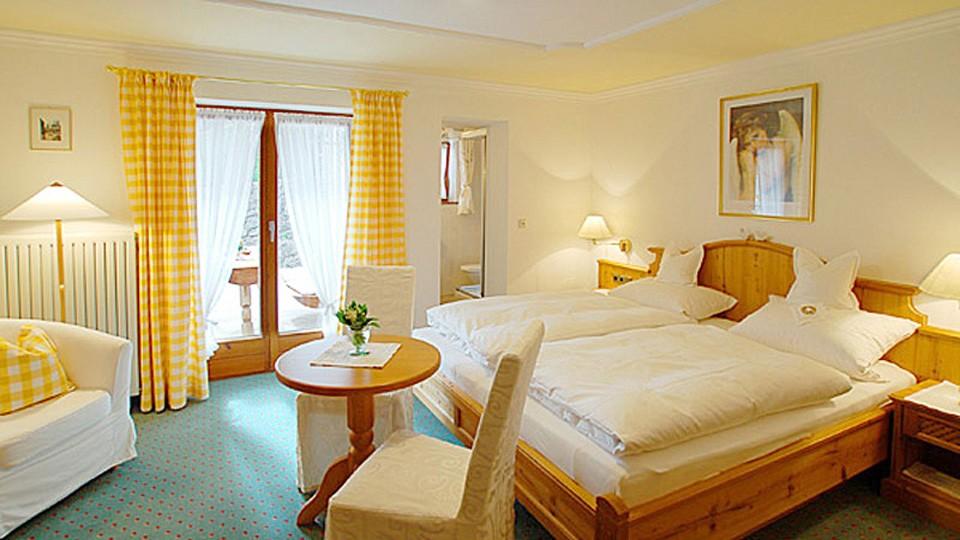 Zimmer im Haus Michael