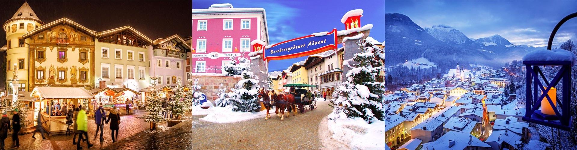 Der Christkindlmarkt in Berchtesgaden