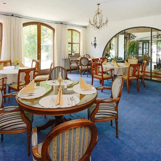 Stolls Hotel Alpina - Restaurant