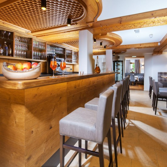 Hotel Hindenburglinde Bar
