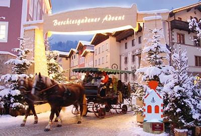 Kultururlaub im Winter in Berchtesgaden