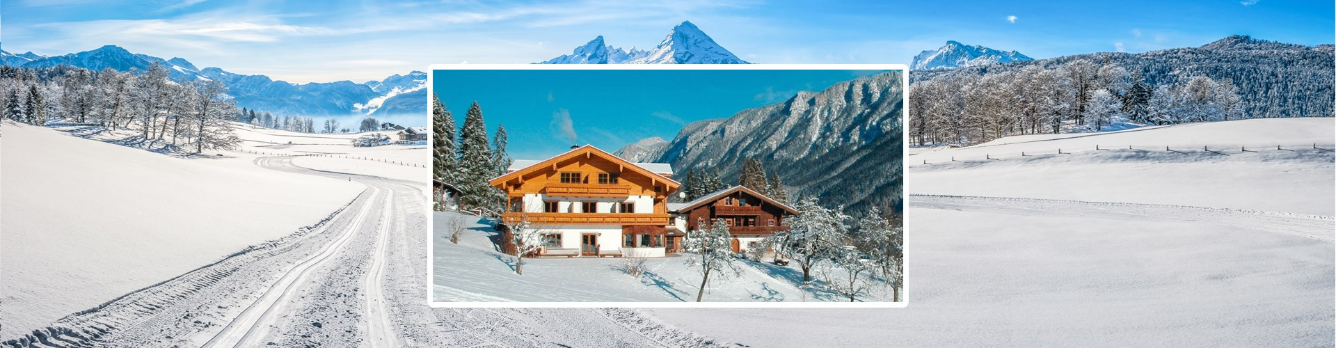 Alpenhotel Hundsreitlehen im Winter