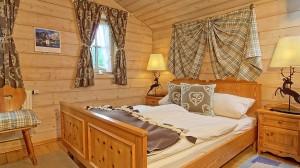 Ferienwohnung Obersee Schlafzimmer