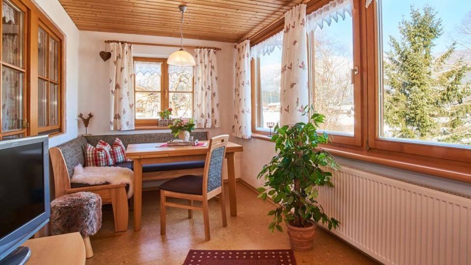 Gästehaus Grünsteineck Ferienwohnung Untersberg