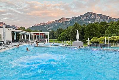 Wellness- und Kururlaub im Berchtesgadener Land