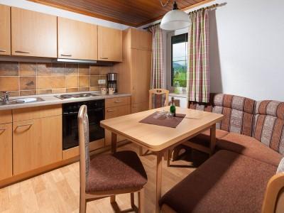 Küche im Haus Sammerllehen in Berchtesgaden
