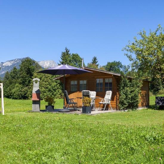 Ferienwohnungen Sammerllehen in Schönau - Garten