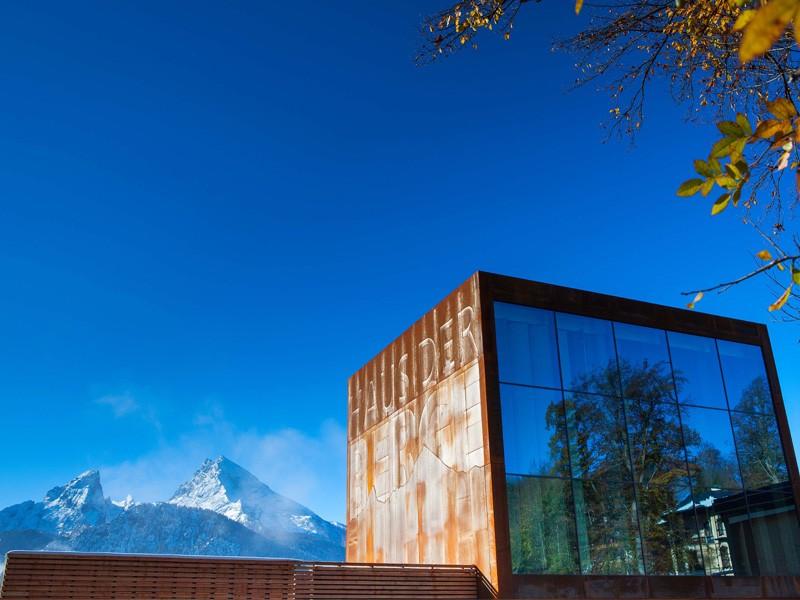 Haus der Berge im Nationalpark Berchtesgaden