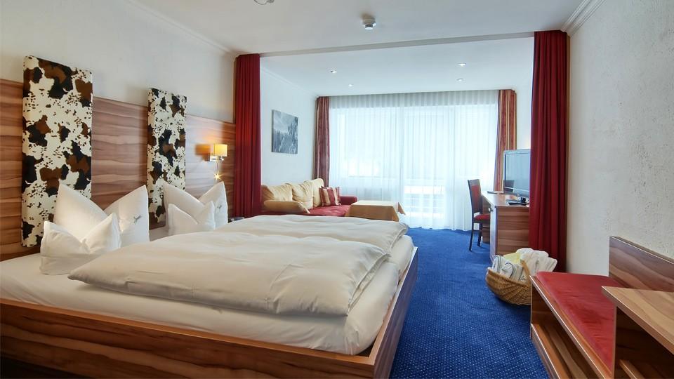 Alpenhof Zimmer Edelweiß