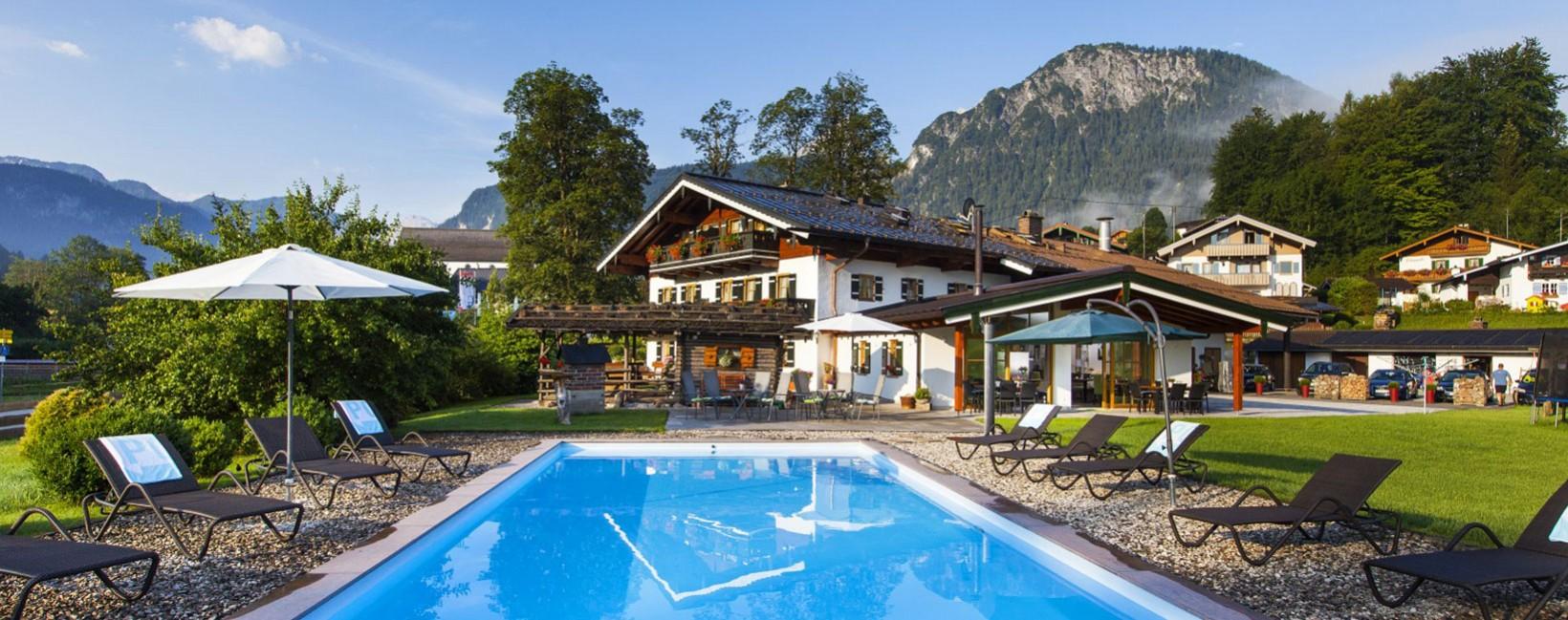 Gästehaus - Ferienwohnungen Egglerlehen Schönau am Königssee