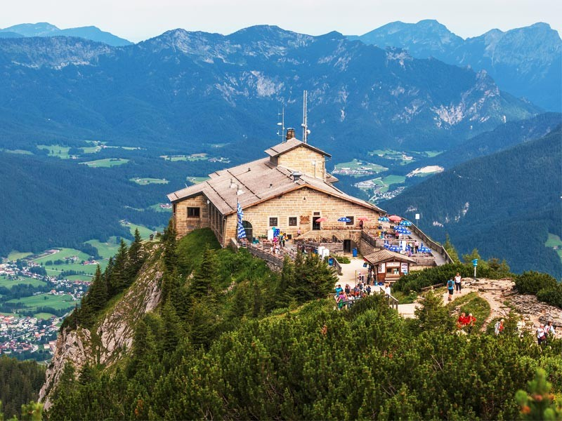 Kehlsteinhaus in Berchtesgaden