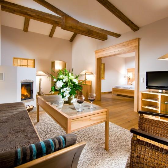 Hotel Rehlegg Zimmer