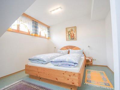 Ferienwohnung Untersberg Schlafzimmer