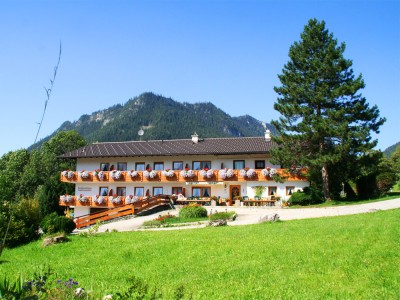 Gästehaus Heißenlehen im Sommer