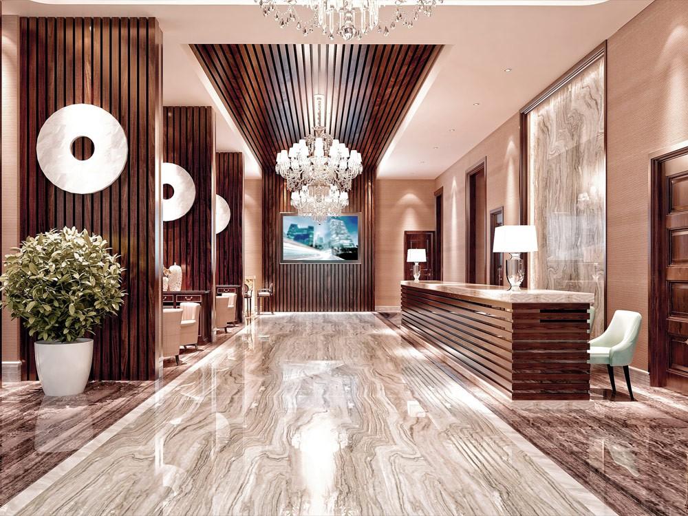 Demo Hotel Lobby