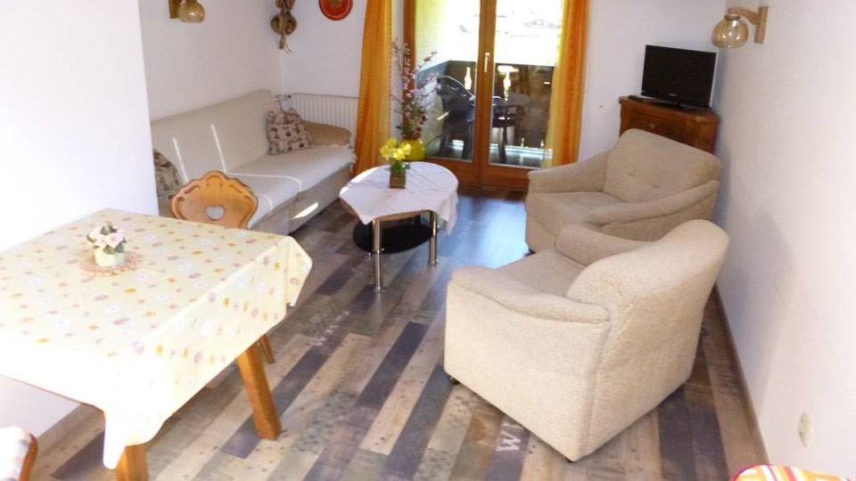 Appartement 2 Wohnbereich