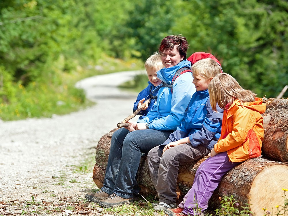Familienurlaub Gasthof Wörndlhof Ramsau-Hintersee