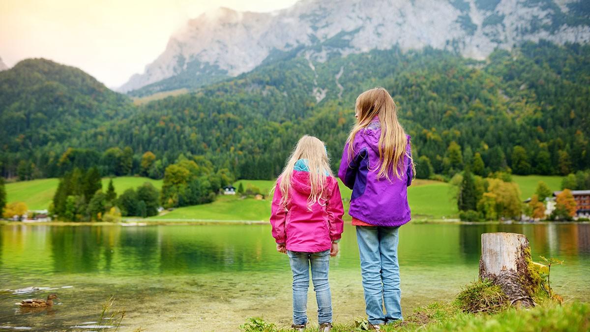 Familienurlaub im Wörndlhof - Ramsau-Hintersee