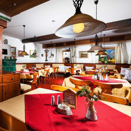 Gasthof Wörndlhof Hintersee - Restaurant