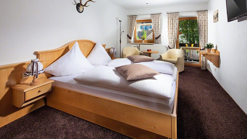 Gasthof-Pension Wörndlhof Hintersee Comfort Doppelzimmer