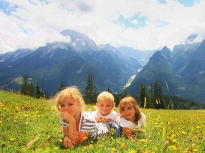 Gästehaus Heißenlehen Familienurlaub