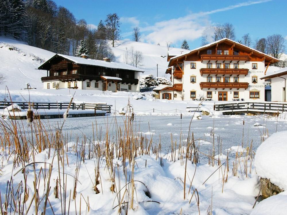 Naturhotel Reissenlehen Winter