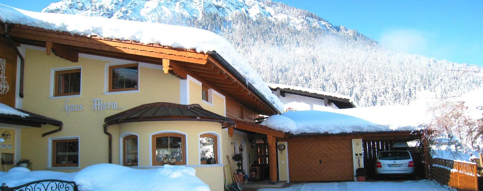 Ferienwohnungen Haus Maria