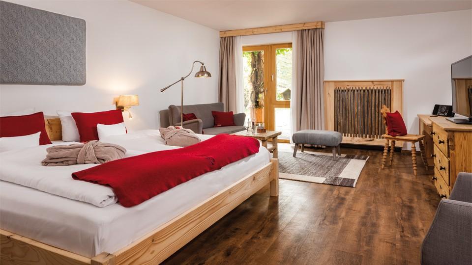 Rehlegg Zimmer Bergenzian