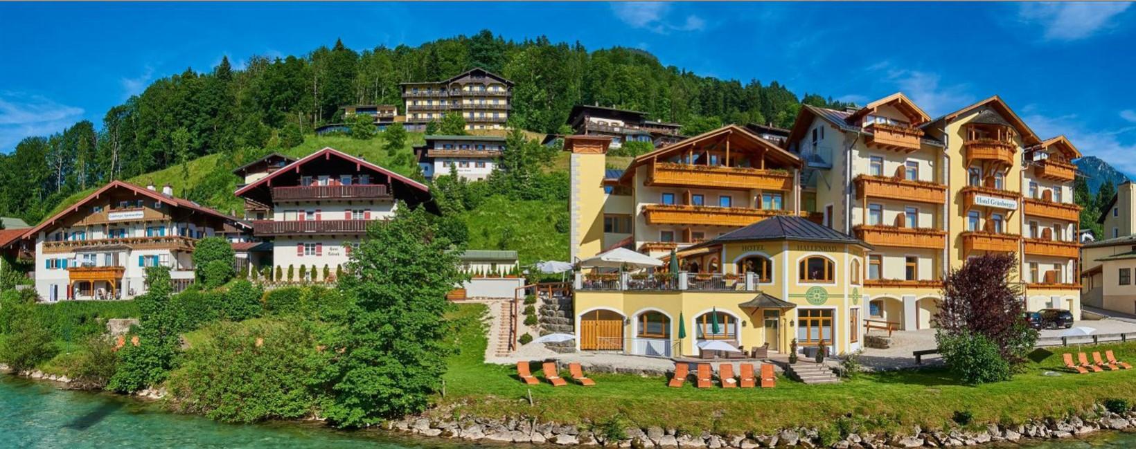 Hotel Grünberger Berchtesgaden Sommer