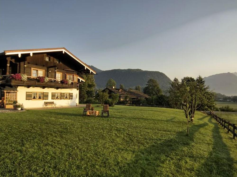 Ferienwohnungen Grünsteineck Schönau am Königssee Sommerurlaub