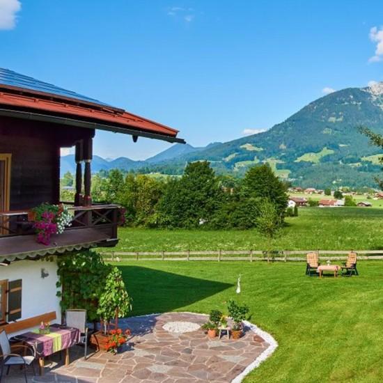 Wunderbare Lage - Ferienwohnungen Grünsteineck Schönau am Königssee