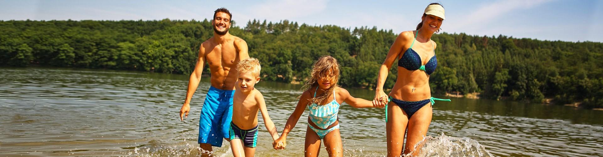 Familienurlaub Baden am See in Berchtesgaden