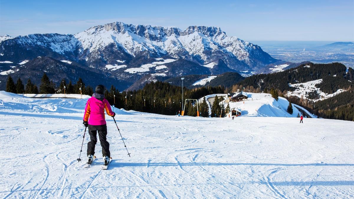 Aktivurlaub in Berchtesgaden Winter