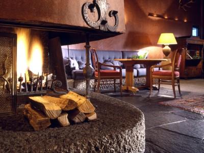 Hotel Rehlegg Kaminstube