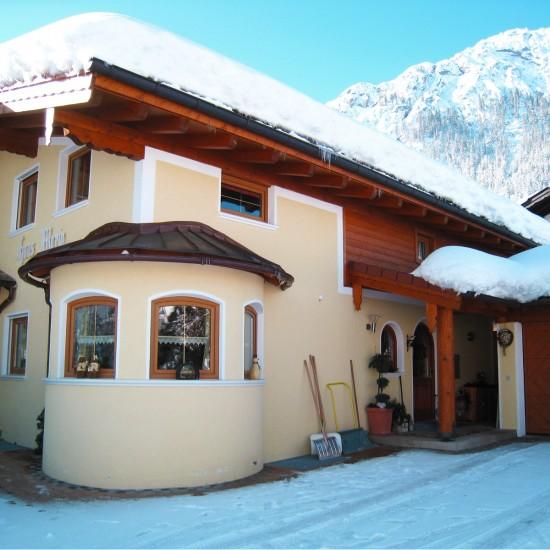 Ferienwohnungen Haus Maria im Winter