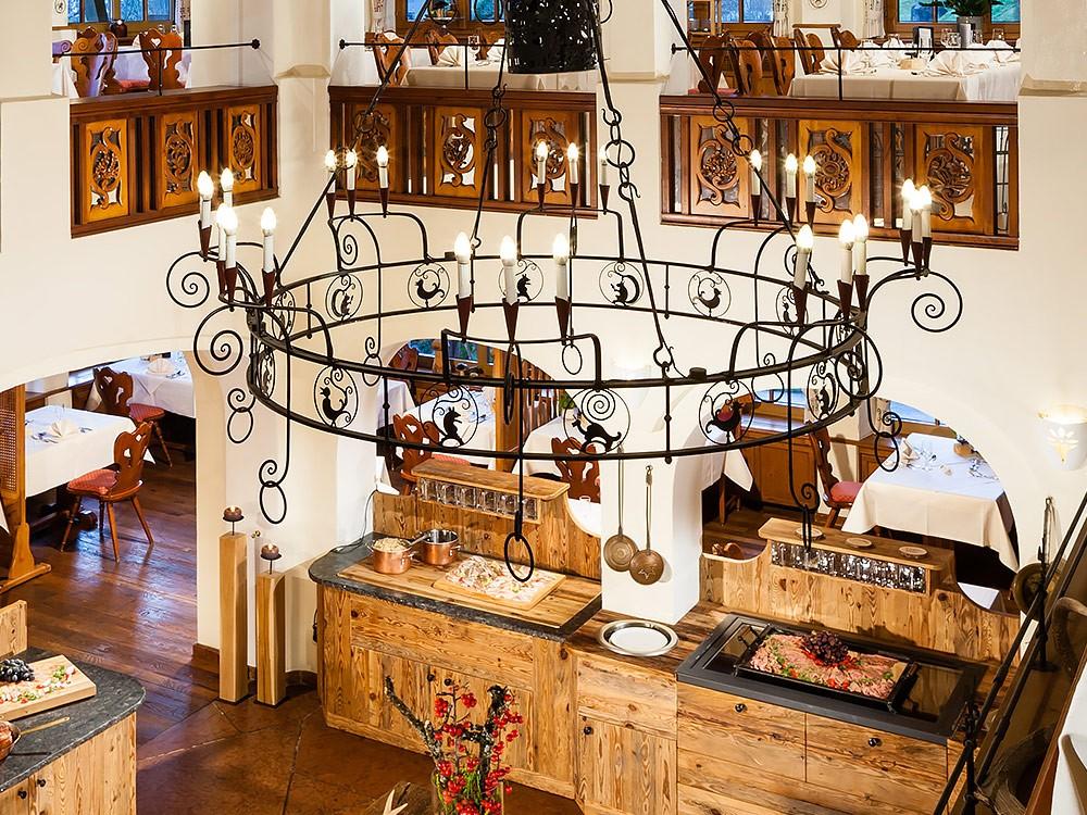 Hotel Rehlegg Restaurant