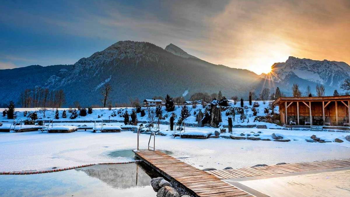 Wellnesshotels & Wellnessgastgeber in Berchtesgaden