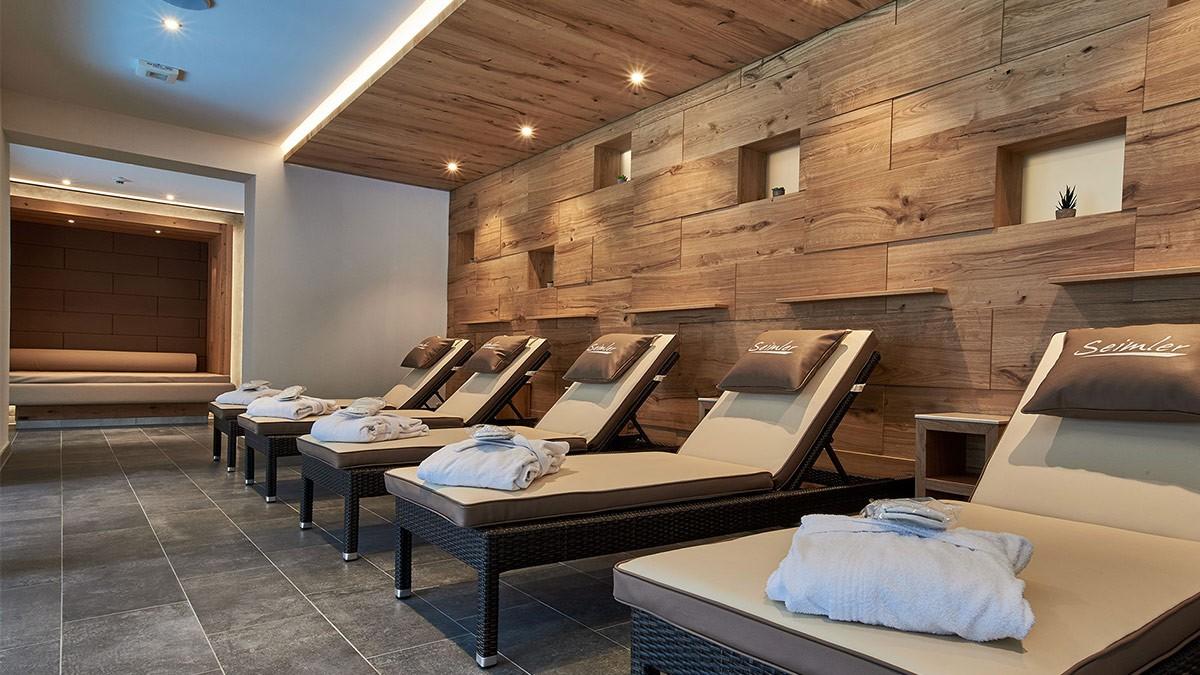 Entspannungszone Hotel Seimler