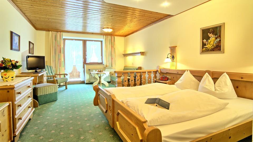 Bergheimat Doppelzimmer Komfort