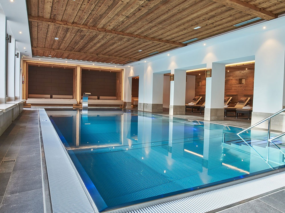 Hotel Seimler Pool