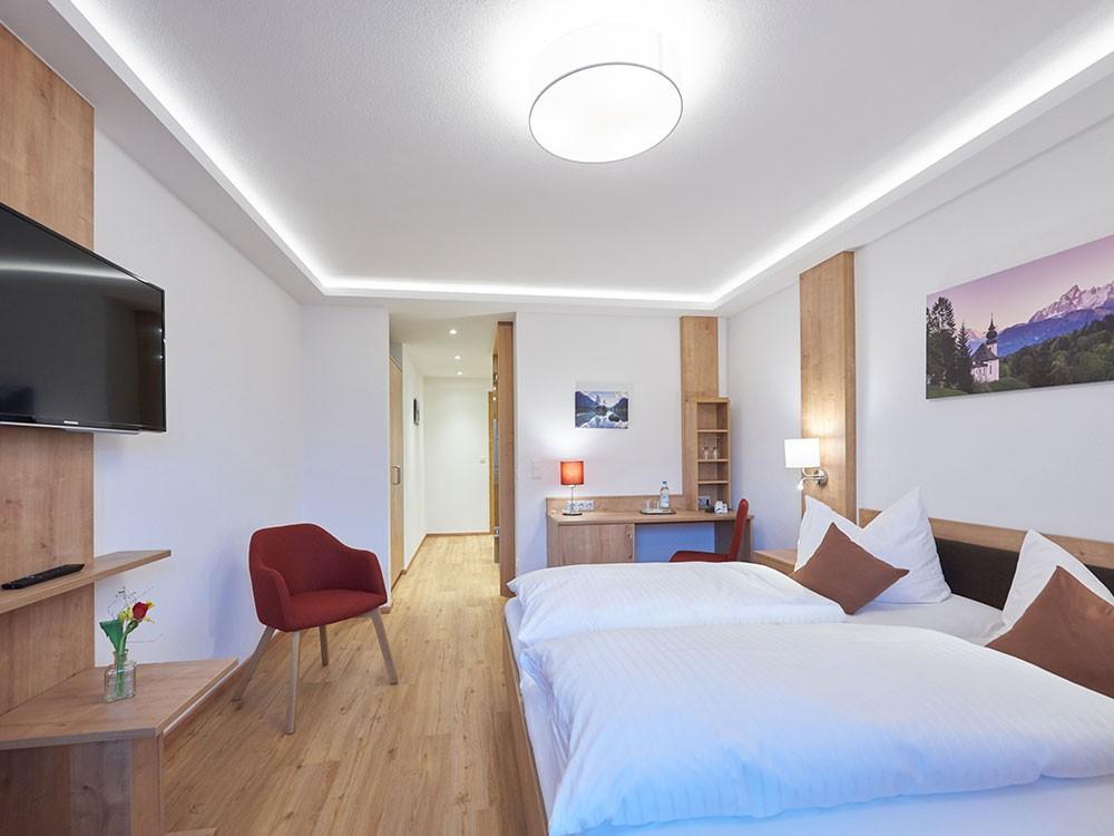 Hotel Georgenhof Schönau  Komfort Zimmer