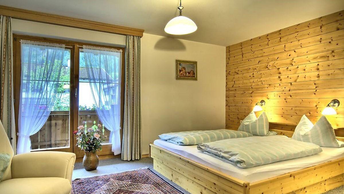 Gemütliche Zimmer im Landhaus Maltermoos