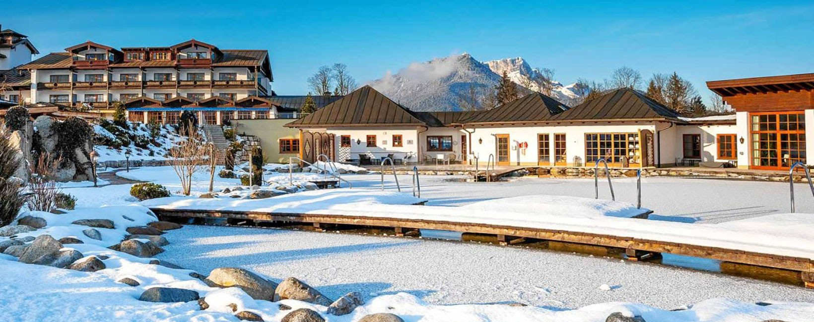 Hotels in Berchtesgaden - Alpenhotel Zechmeisterlehen