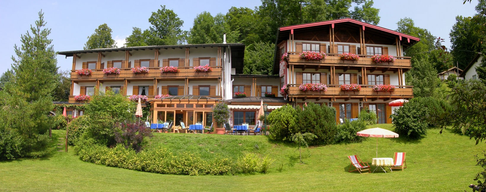 Hotel Georgenhof Schönau a. Königssee Sommer
