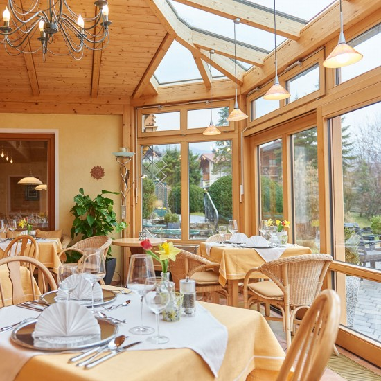 Hotel Georgenhof Schönau am Königssee  Restaurant